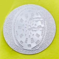 Наклейка (жетон) на медаль, кубок d-2,5см Дартс 25-0023 (1, 2, 3 место, 1уп.-120шт, цена за 1шт)