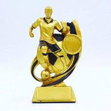 Статуэтка (фигурка) наградная спортивная Футбол Футболист C-1623-A5 (р-р 14х10х5 см)