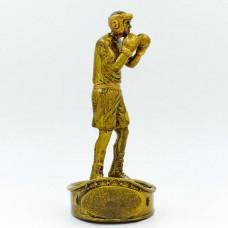 Статуэтка (фигурка) наградная спортивная Бокс Боксер C-1727-B (р-р 17х8х8 см)