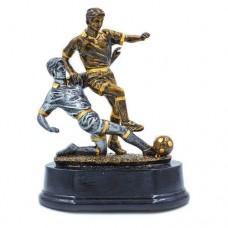 Статуэтка (фигурка) наградная спортивная Футбол Футболисты C-3031 (р-р 18х13,5х9 см)