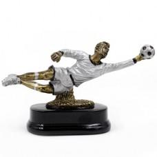 Статуэтка (фигурка) наградная спортивная Футбол Вратарь C-3207-B11 (р-р 12х21х7 см)