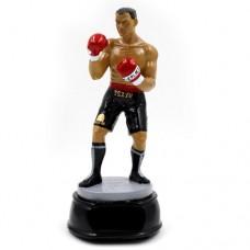 Статуэтка (фигурка) наградная спортивная Бокс Боксер C-4323-B8 (р-р 23х9,5х8 см)