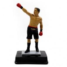 Статуэтка (фигурка) наградная спортивная Бокс Боксер C-4324-A8 (р-р 22х13х9 см)