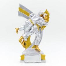 Статуэтка (фигурка) наградная спортивная Дзю-до Дзюдоисты C-4583-B6 (р-р 18,5х10х4 см)