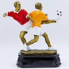 Статуэтка (фигурка) наградная спортивная Футбол Футболисты HX4314-A8 (р-р 18х8х20 см)