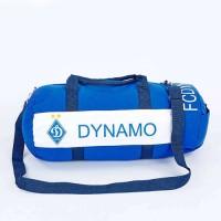 Сумка для тренировок с символикой футбольного клуба DYNAMO KYIV GA-5633-6 (р-р 53х25см, голубой-бел)