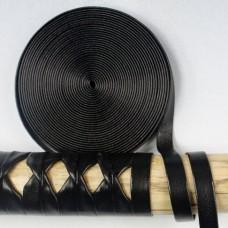 Цукамаки (оплетка рукояти) черная