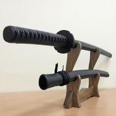 Боккен Daito 102 DARK с ножнами (саей)