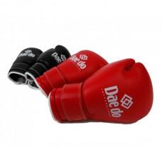 Боксерские перчатки  Daedo натуральная кожа