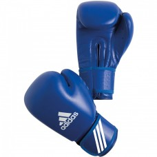 Боксерские перчатки Adidas AIBA-BLUE