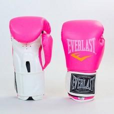 Боксерские перчатки PU на липучке ELAST BO-5035