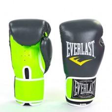 Боксерские перчатки PU на липучке ELAST BO-5036