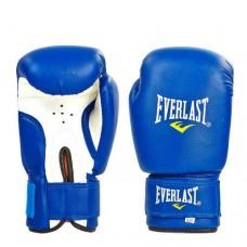 Боксерские перчатки PVC на липучке ЮНИОР ELAST MA-0033-B