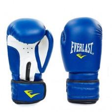 Боксерские перчатки PVC на липучке ELAST MA-5018-B