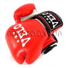 Боксерские перчатки VELO ULI 3047