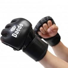 """Перчатки  гибридные для единоборств ММА Daedo """"Fighter"""""""