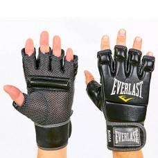 Перчатки  для смешанных единоборств ММА PU ELAST 4402B