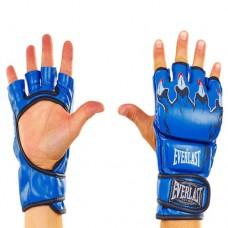 Перчатки для смешанных единоборств ММА PU ELAST BO-3207-B