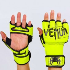 Перчатки  для смешанных единоборств  MMA PU VENUM BO-5699-Y