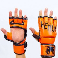 Перчатки  для смешанных единоборств  MMA FLEX VENUM ELITE NEO VL-5788-OR