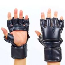 Перчатки  для смешанных единоборств  MMA FLEX VENUM CHALLENGER VL-5789-BK