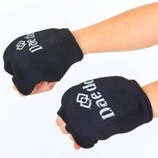 Накладки (перчатки) для карате DAEDO BO-5487-BK