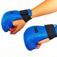 Перчатки для карате  SPORTKO UR NK2-B(S)