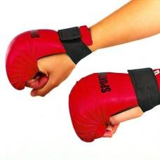 Перчатки для карате  SPORTKO UR NK2-R(S)