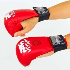 Перчатки для карате PU VENUM MITTS MA-5855-R