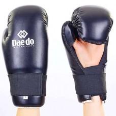 Перчатки для тхэквондо PU DAE VL-5823-BK