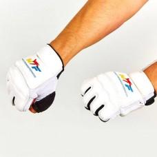 Перчатки для тхэквондо WTF BO-4618-W