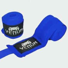 Бинты боксерские  VENUM VL-5778-BL (3,5 метра, синие)