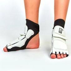 Защита стопы носки-футы для тхэквондо MTO BO-5097-W