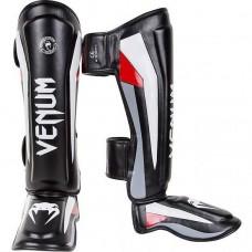 Защита для голени и стопы ММА, кикбоксинг FLEX VENUM ELITE VL-5243-BKW