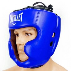 Шлем боксерский с полной защитой FLEX ELAST BO-5229-B