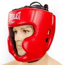Шлем боксерский с полной защитой FLEX ELAST BO-5229-R