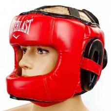 Шлем боксерский с бампером FLEX ELAST BO-5340-R