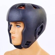 Шлем для бокса литой EVA BO-5649-BK