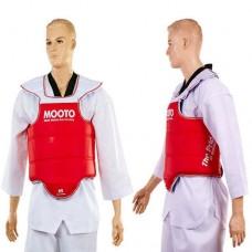 Защита корпуса и ключицы (жилет) двуxсторонняя MTO BO-5095