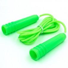 Скакалка детская с PVC жгутом FI-7814 (l-2,2м, d-3мм, цвета в ассортименте)
