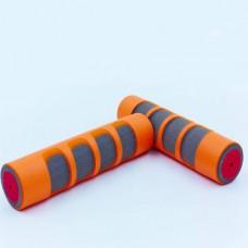 Гантели для фитнеса в неопреновой оболочке (2* 0.5 кг) FI-3210-1