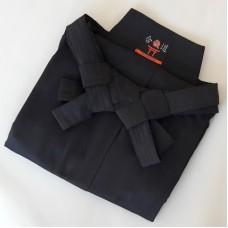 Хакама Bokuto Classic чёрная смесовая