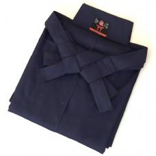 Хакама Bokuto Classic темно-синяя смесовая