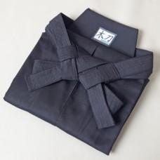 Хакама Bokuto Deluxe темно-синяя смесовая