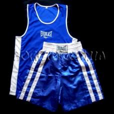 Форма боксёрская синяя Everlast