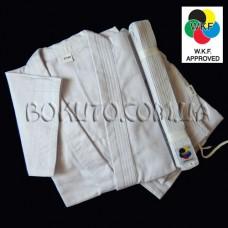 Кимоно для карате белое WKF