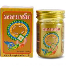 Тайский бальзам Kongka Herb из горного имбиря 50 г