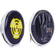 Прямые круглые лапы кожаные (2шт.) RIVAL MA-3301