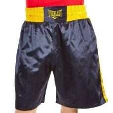 Боксерские шорты ELAST MA-6009-BKY