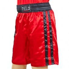 Боксерские шорты VELO VL-8110-R